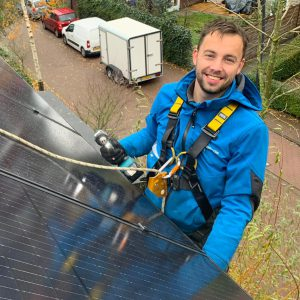Jacob Jan Bos Zonnepanelen